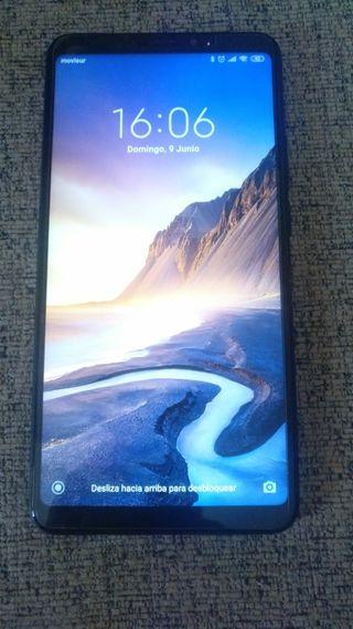 Xiaomi Mi Max 3 64GB casi nuevo con garantía