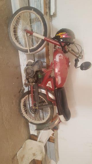 rieju confort 50cc