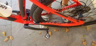 bicicleta scott 29 semi nueva talla M