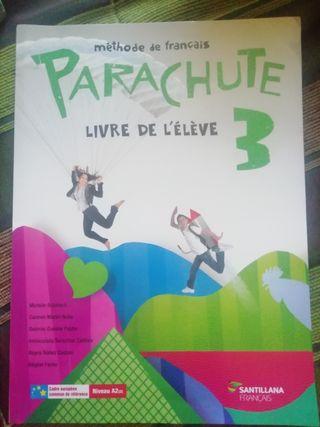 libro de francés Parachute 3