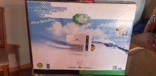 Generador de ozono y aniones lufthous