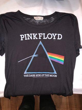 Hollister pinkfloid t-shirt