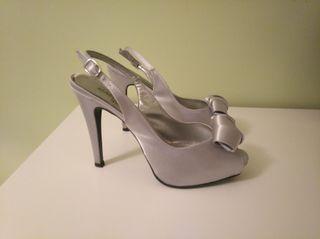 c0174c0a Zapatos de fiesta de segunda mano en A Coruña en WALLAPOP