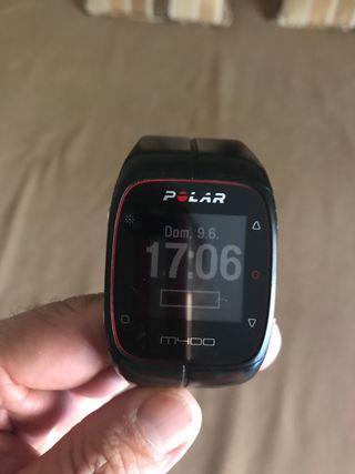 Pulsómetro GPS