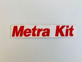 Adhesivo MetraKit