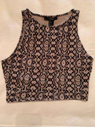 Forever 21 tight tank top