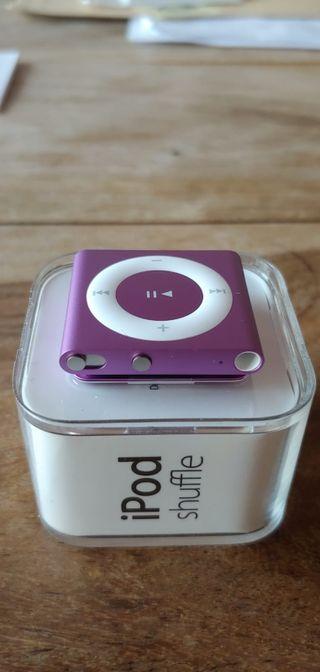 Ipod shuffle 2GB totalmente nuevo