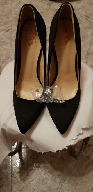 zapato tacón mujer nuevo
