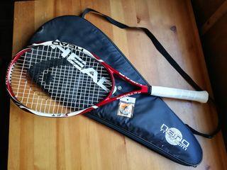 raqueta tenis head titanium