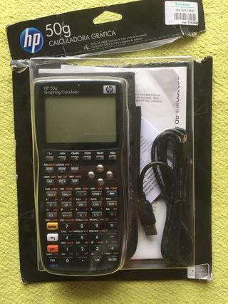 Calculadora gráfica HP 50g