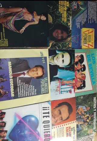 LOTE 9 DISCOS