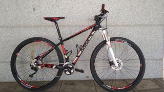 Bicicleta MMR woki 10 29er. Talla M.