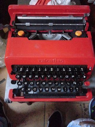 maquima de escribir