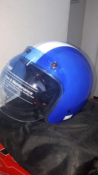 Casco Jet AFX Helmets Vintage Talla M