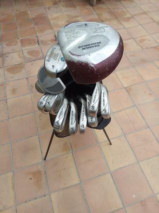 set palos golf golden bear