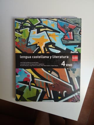 Lengua castellana y literatura 4ESO