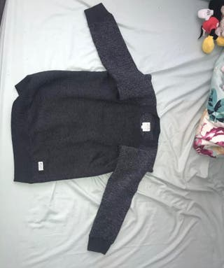 Jack wills black sweatshirt