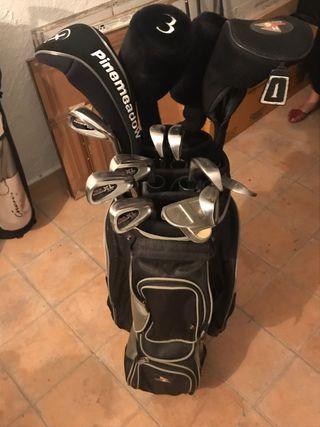 Palos de golf - juego completo