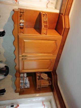 Mueble esquinero cocina.