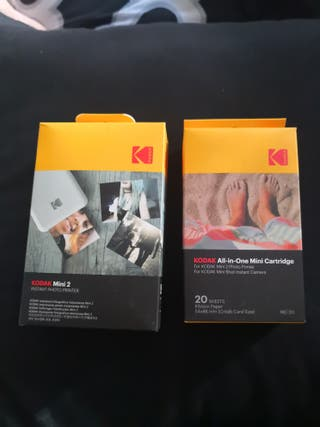 impresora Kodak inalámbrica A estrenar