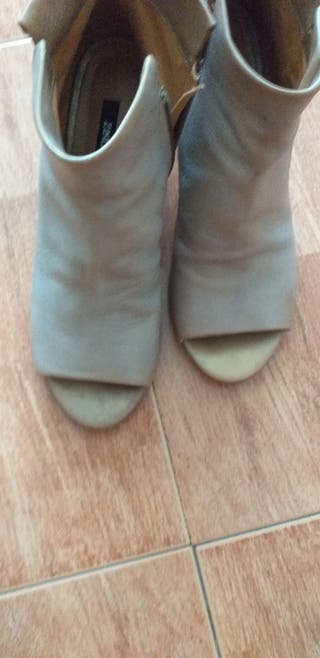 botines zinda talla 41