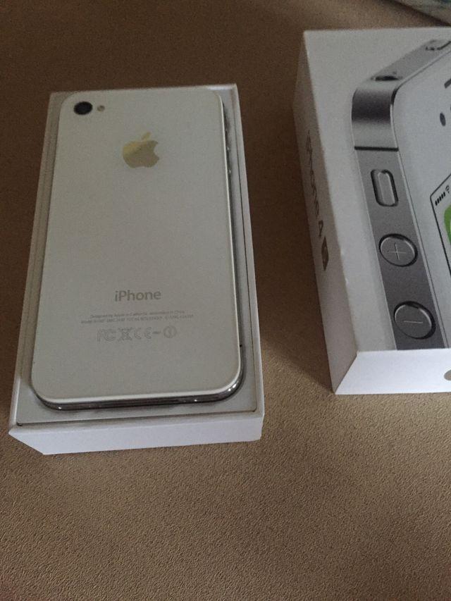 I phone 4S.En buen estado