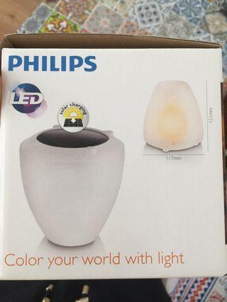 Lámpara Led mesa