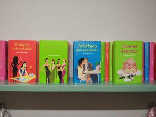 41 libros RBA Colección Mujeres