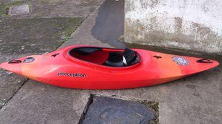 kayak perception 3D
