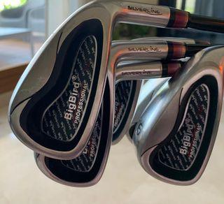 Set palos de golf profesional