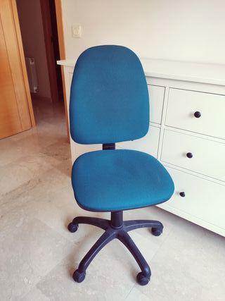 Silla oficina o escritorio ergonómica