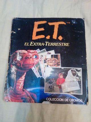 Album ET el extraterrestre