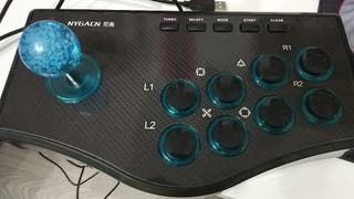 mando gamepad arcade