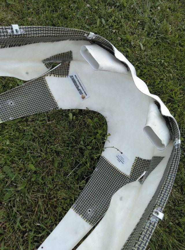 Carenado circuito Ducati 848/1098/1198