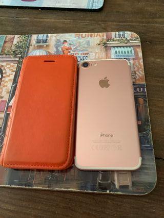 Rose Gold Iphone 7 32GB Unlocked