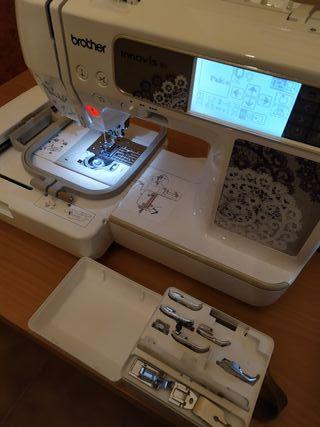 Máquina de coser y bordar Brother innovis 955