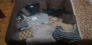ropa y carteras louis vuitton