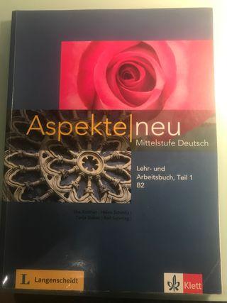Libro aleman Aspekte neu B2
