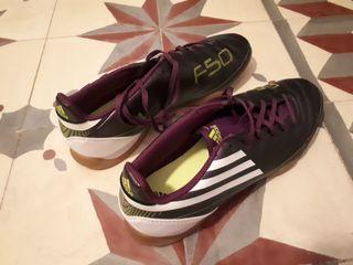 Botas de futbol sala ADIDAS F50