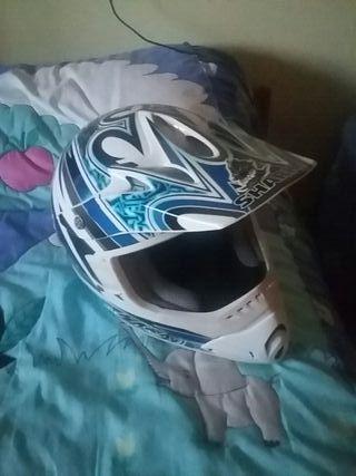casco de motocross shark