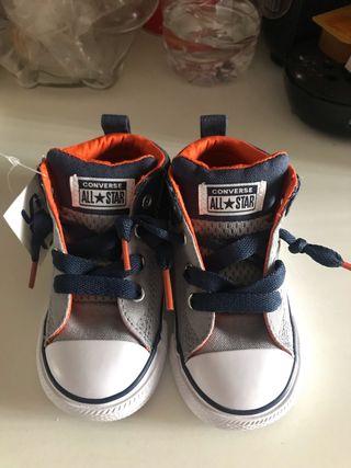 zapatillas converse 23