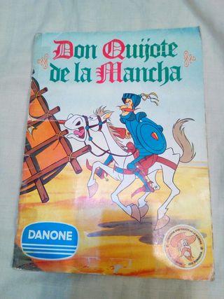 Album don quijote de la mancha