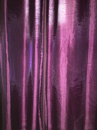 second hand curtains