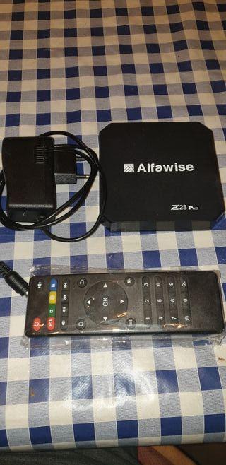 tvbox Alfawise z28 Pro