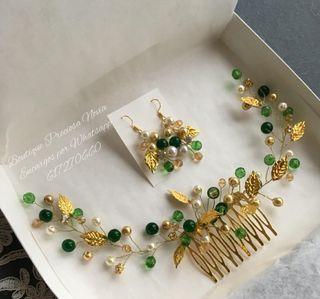 45ceee244c80 Joyas de oro verde de segunda mano en WALLAPOP