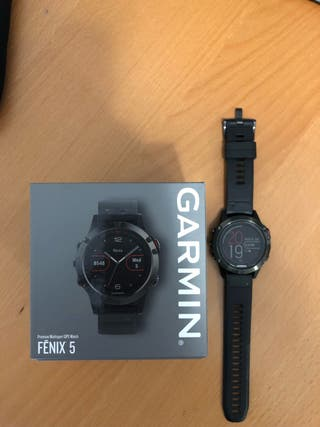 Garmin Fenix 5