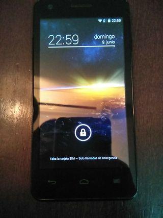 vendo móvil prácticamente nuevo 4 G