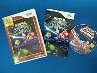Wii - Super Mario Galaxy
