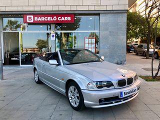 Cabrio BMW Serie 3 325 192CV 6 cilindros