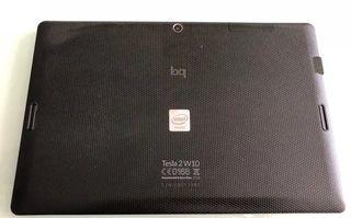Ordenador Tablet BQ Tesla 2 Windows 10